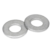 Flat Washer Round 10mm Galvanised