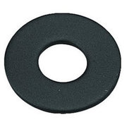 Flat Washer Round 6mm Black