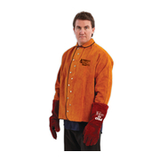 Pro Choice Welders Jacket Kevlar Stitched Large
