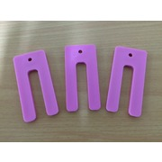 Window Packers/Shims Plastic 5.0 x 36 x 75mm Pink 200pk