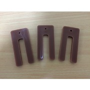 Window Packers/Shims Plastic 6.0 x 36 x 75mm Brown 200pk