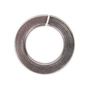 Spring Washer M12 x 4.0 x 2.5mm Zinc Plated