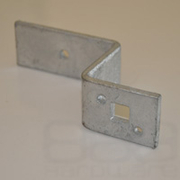 Z Bracket Galvanised