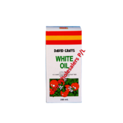 David Grays White Oil 200ml